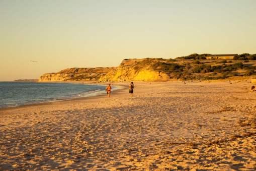 Stroll the beaches